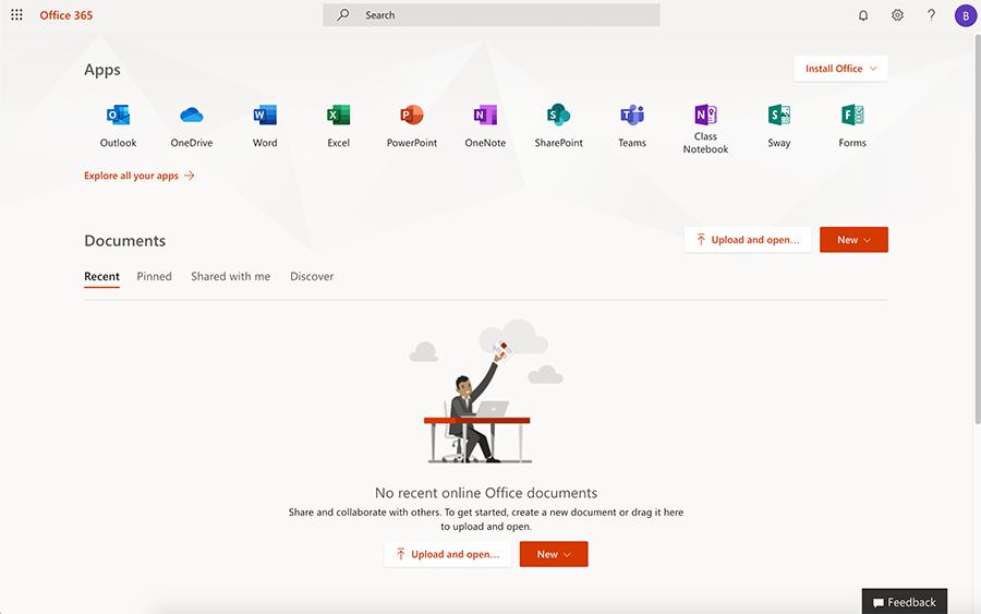 Microsoft Office 365 10