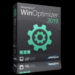 Giveaway Ashampoo WinOptimizer 2019 1