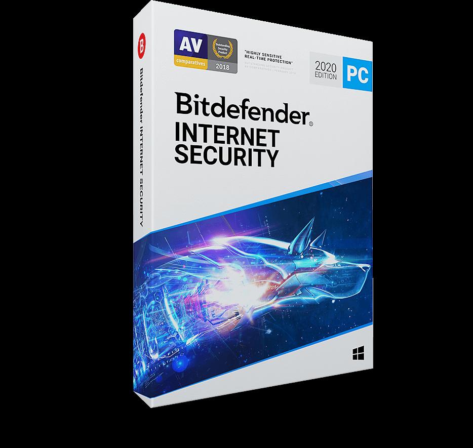 Bitdefender Internet Security 2021 4