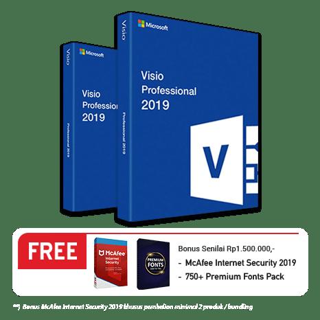 Microsoft Visio Professional 2019 3
