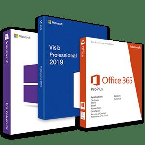Microsoft Visio Professional 2019 16