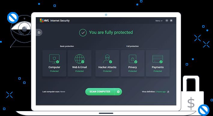 AVG Internet Security 2020 9
